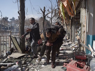 More than 100 killed in Kabul ambulance attack