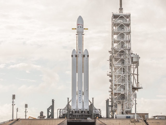 Elon Musk's Tesla Roadster Set To Enter Space On February 6