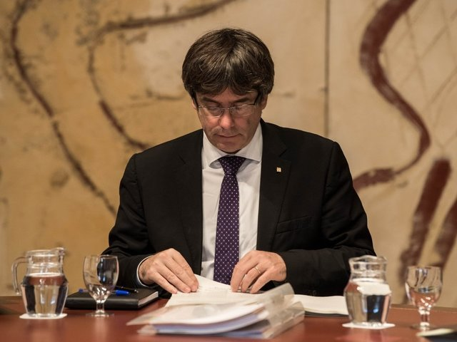 Uncertainty swirls around Puigdemont investiture vote