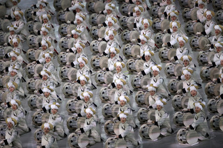 PHOTOS: Winter Olympics opening ceremony begins