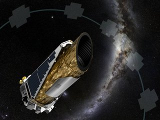 Astronomers Find Nearly 100 New Exoplanets