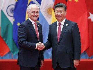 Australia balances close ties to US and China
