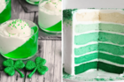 Shamrock punch and 10 other St. Patty's recipes