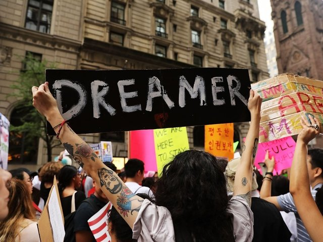 White House: 'Pathetic' Congress Couldn't Pass DACA Fix