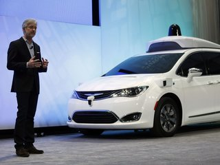 Calif. approves autonomous vehicle testing