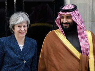 UK to sell jets to Saudis despite hand in Yemen