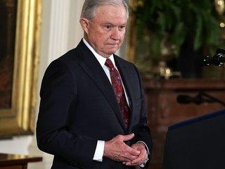 Sessions: DOJ wont pursue 'small' cannabis cases