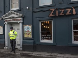 Nerve agent found in UK pub, restaurant
