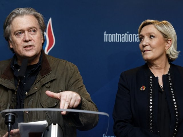 New name on agenda of Le Pen's far-right party