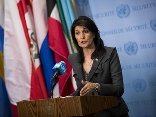 Nikki Haley says ceasefire in Syria has failed