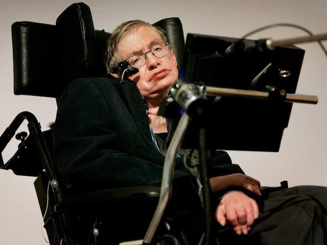 Tasteless Stephen Hawking Jokes, Because We Loved Him