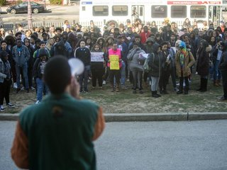 Students around globe take part in walkouts