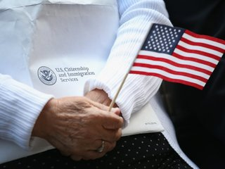 Immigrants working toward American Dream