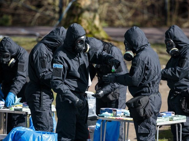 Watchdog confirms nerve agent was used to poison ex-Russian spy