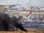 Gazans continue protests on Israeli border