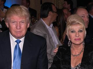 Trump's ex says he shouldn't run again in 2020