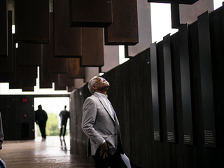 PHOTOS: Lynching memorial opens in Alabama