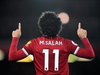 Soccer star Mo Salah fights anti-Muslim views