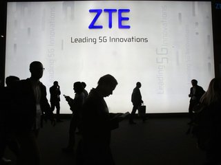 Trump says he's working to help China's ZTE