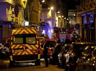 Paris attacker yells 'Allahu Akbar,' stabs five