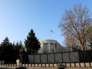 US reportedly upping security at embassies