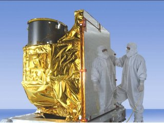 NOAA's new weather satellite needs to chill out