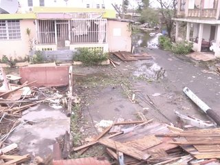 Suit filed over Puerto Rico's Maria death data