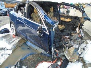 NTSB report could fuel Tesla autopilot fight