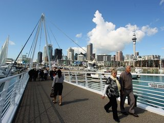 New Zealand plans to tax most foreign visitors
