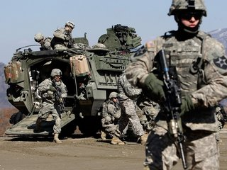 US suspends military exercise with South Korea