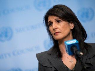 US leaving UN Human Rights Council