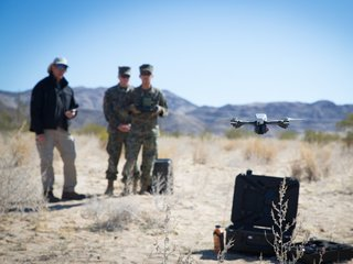 Some military drones grounded by Pentagon