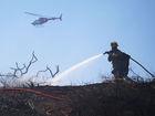 Firefighter killed in blaze near Yosemite