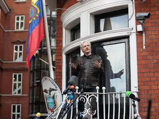 Assange could be evicted from Ecuador Embassy