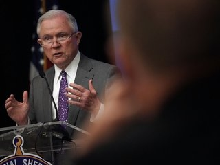 ACLU sues Sessions over asylum policy