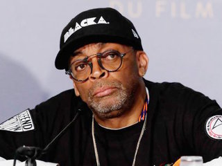 Spike Lee hopes new film ends Trump presidency