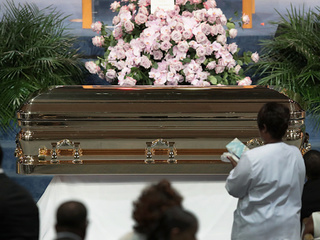 PHOTOS: Aretha Franklin's funeral