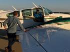 Volunteer pilots drop goods to Florence victims