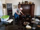 Photos: Florence leaves path of destruction