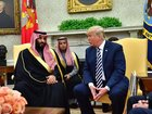Trump shifts stance on Saudis' Khashoggi story