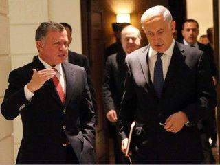Jordan ending 1994 land lease with Israel