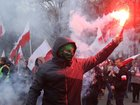 Far-right Poles marched for country's centennial