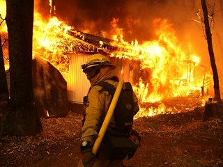 Wildfires in CA covering more than 225k acres