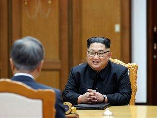 Kim Jong-Un oversees 'tactical weapon' test