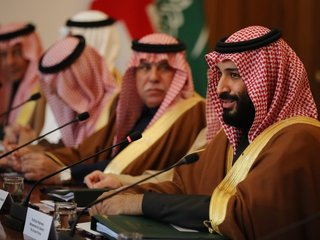 Bill aims to freeze weapon sales to Saudi Arabia