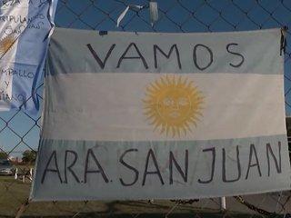 Lost Argentine submarine found in Atlantic
