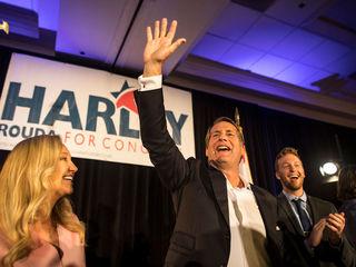 Cali. Democrat defeats longtime Republican Rep.